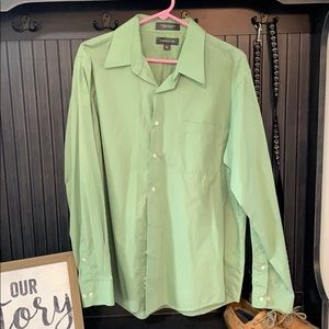 Men's Large Croft and Barrow Large Button Down